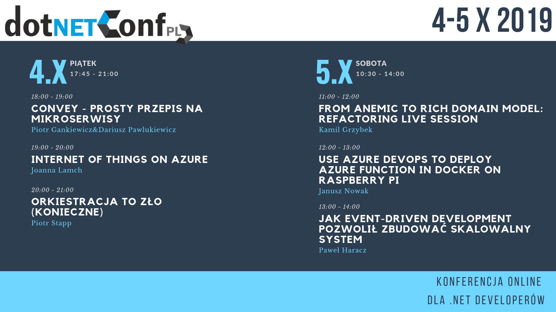 7 edycja dotnetconf_Agenda.png